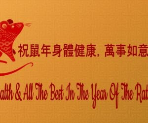 Chinese New Year 2020