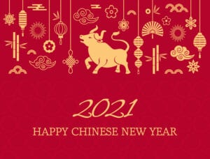 Happy Chinese New Year-2021