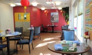 Victoria Chinatown Care Centre Dining Room