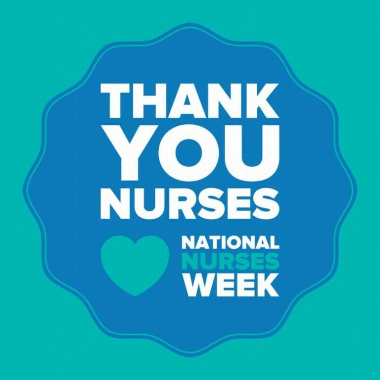 Nurses' Week Celebration