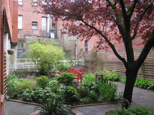 Court Yard Garden image
